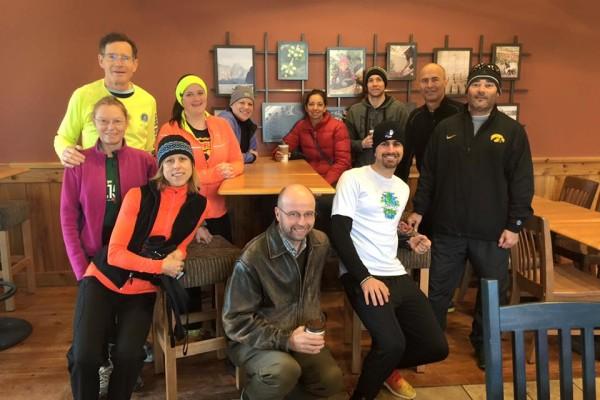 Missouri River Runners - Group Runners