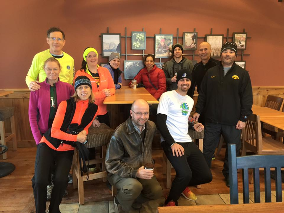 Missouri River Runners - Group Runners
